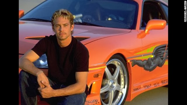 Paul Walker Dies at 40: 'Fast and Furious' star killed in fiery car ...