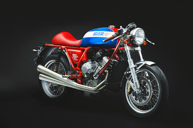 MV Agusta 750S Tribute by Magni