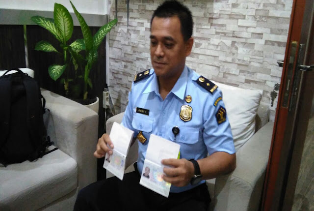 Imigrasi Mataram Amankan WNA Ber-KTP Indonesia di Lombok