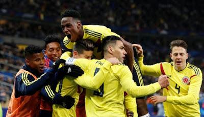موعد مباراة كولومبيا وبولندا الأحد 24-6-2018 والقنوات الناقلة