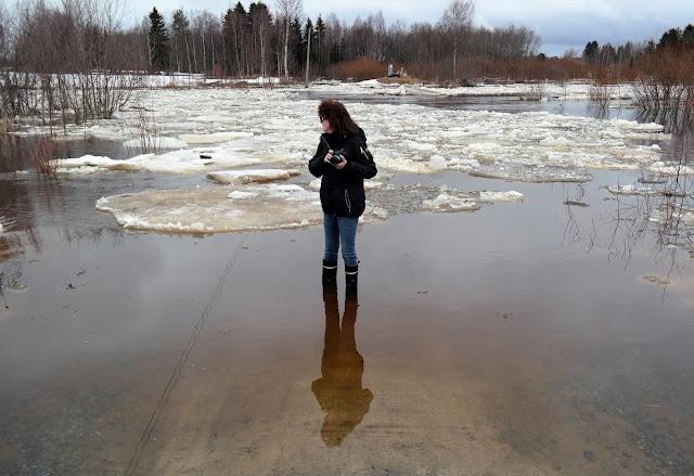 tulva, Tunkemanoja, Irja,