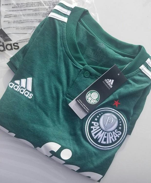 1bb5275bb6 Nova camisa titular do Palmeiras tem imagem vazada - Show de Camisas