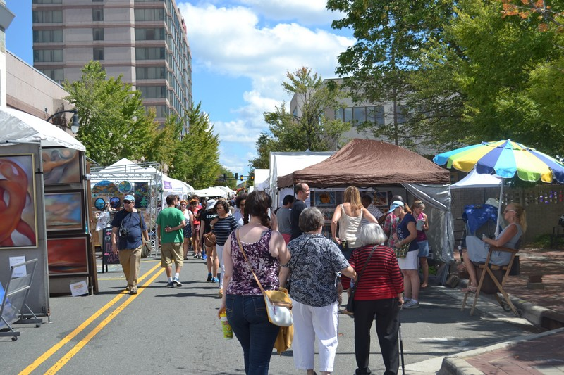 durham, north carolina, downtown, us, expatriation, art festival