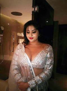 Actress Namitha Stills At Chennai Fashion Premier Week 2016  0001