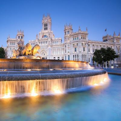 escapade à Madrid, vous logerez à l'hôtel Victoria
