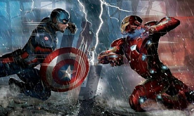 Ini Dia Trailer Film Baru Captain America: Civil War