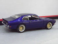 Ford Maverick Grabber 1971 Hot wheels  1/64