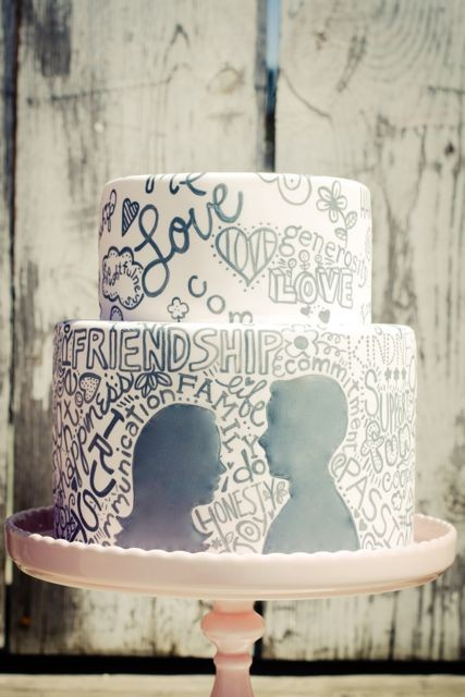 wedding cakes with writing platinum touch events the writing s on the cake 26140