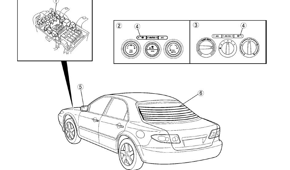 Manuales de mecánica y taller: Manual de taller Mazda 6