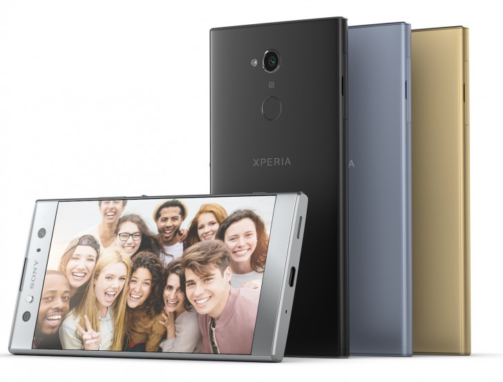 Sony unveils Xperia XA2 and XA2 Ultra with Snapdragon 630 chips