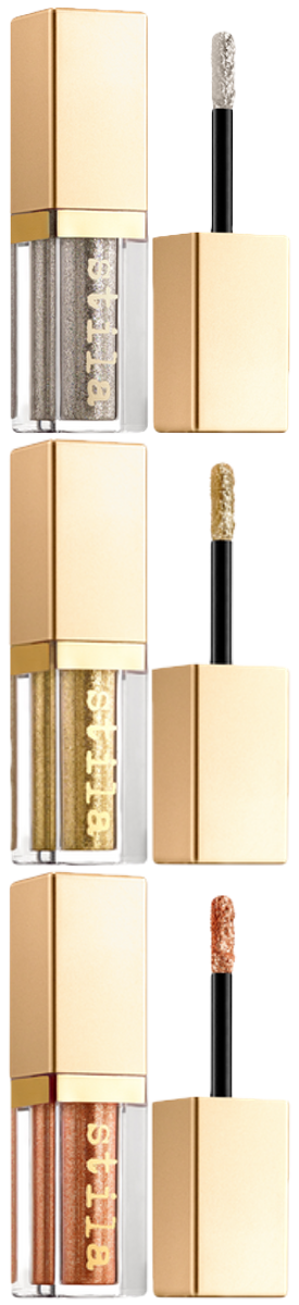 stila Magnificent Metals Glitter & Glow Liquid Eye Shadow (sold separately