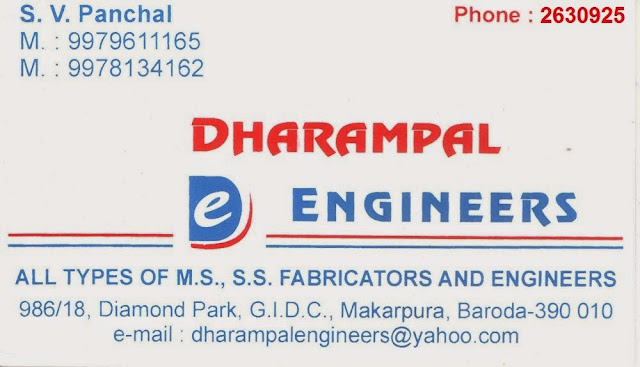 dharampal engineers 9978134162