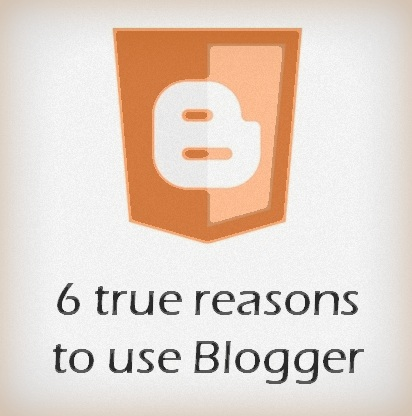 six reasons to use blogger and not wordpress fight war competition of CMS