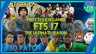 FTS 17 Legends Edition Apk + Data Android