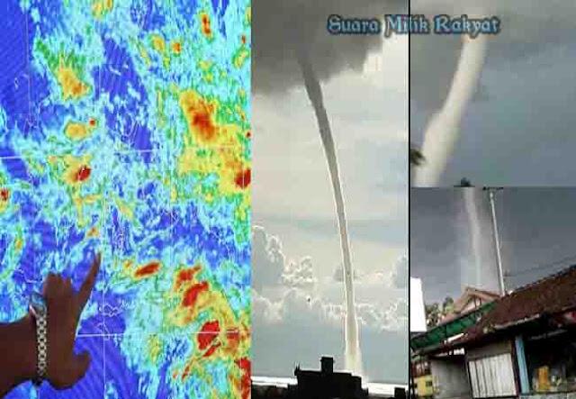 Cuaca Ekstrem Yang Menimpa Yogyakarta, Ini Ungkapan BMKG