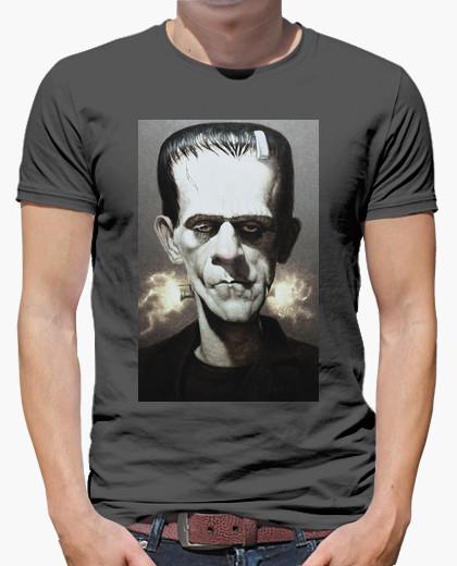 Camisetas de Cine Frankenstein