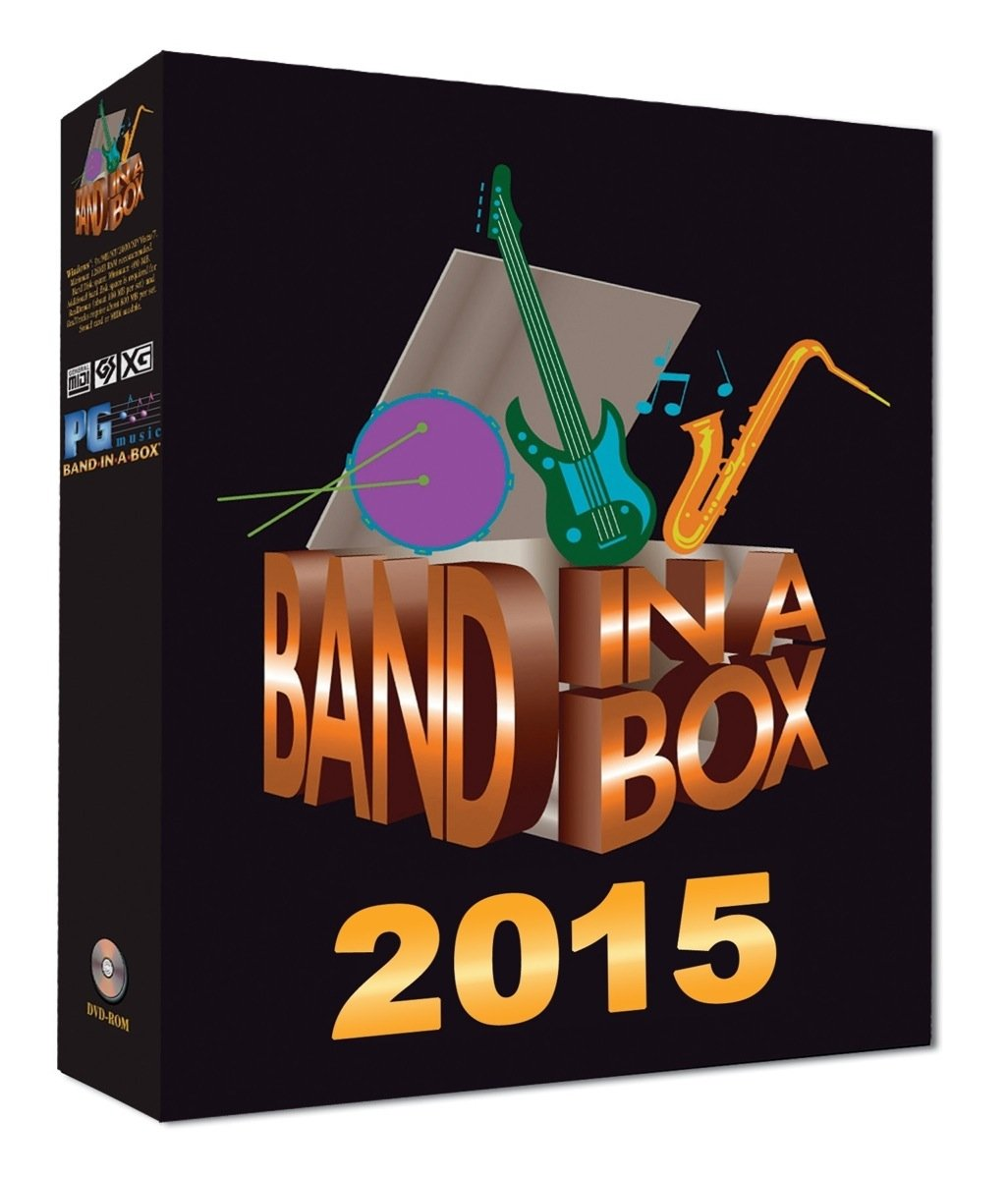 New real book for band in a box