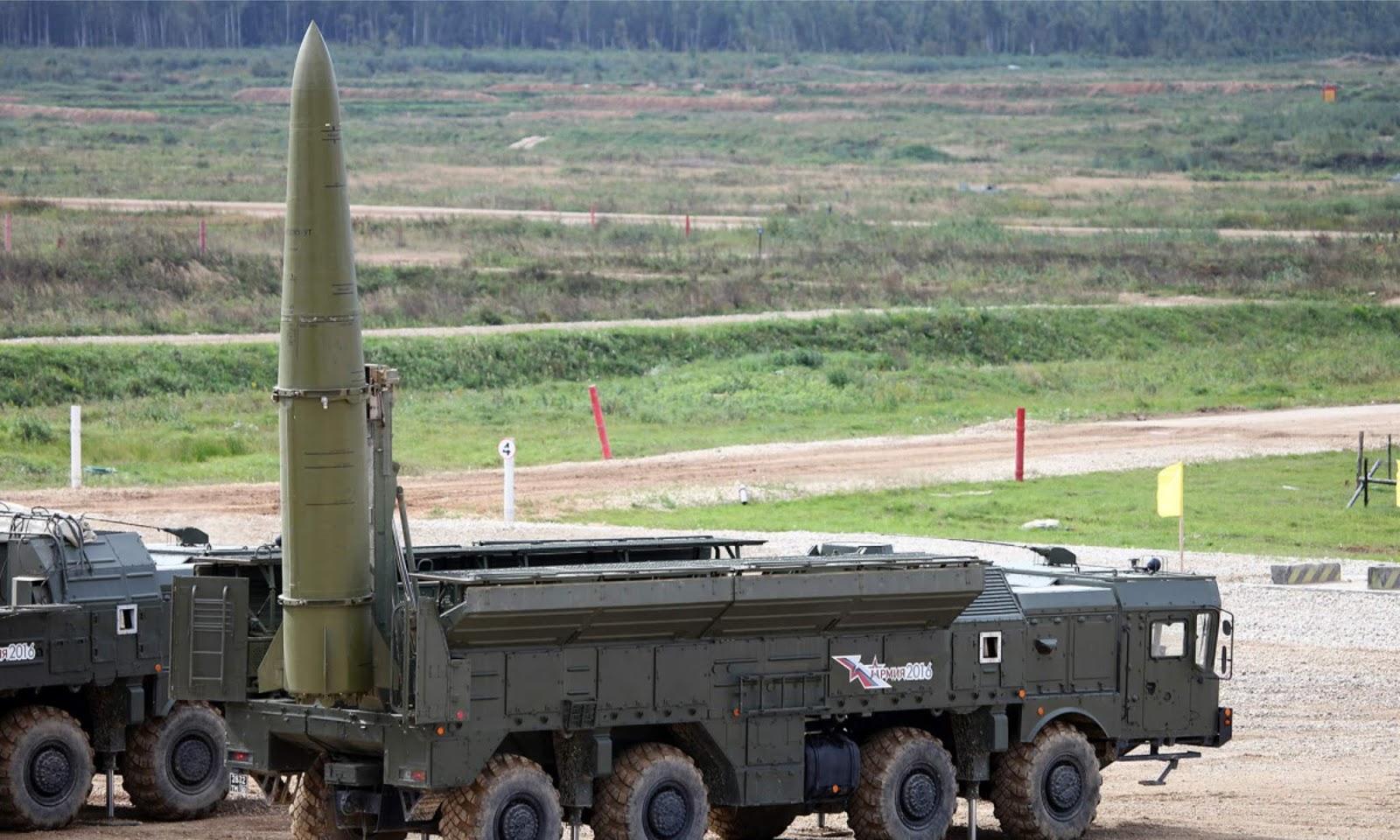 Rusia sedang mempersiapkan perang dengan Amerika Serikat