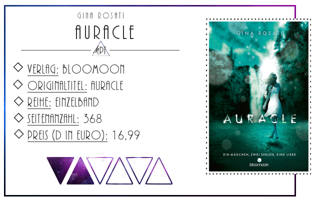[Rezension] Auracle - Gina Rosati