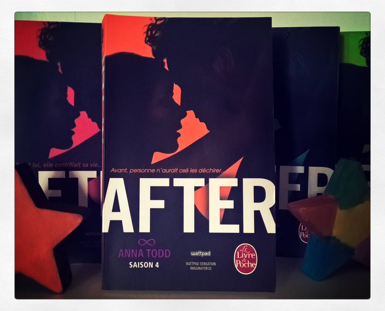 After Tome 4 Anna Todd Fofie Lit