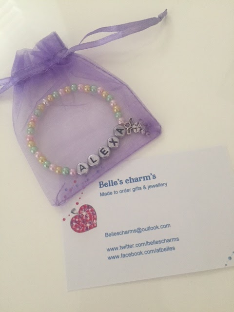 Reviews i also purchased some cute alternative easter gifts for my nieces and nephew which included a lovely easter themed bracelet from belles charms twitter negle Choice Image