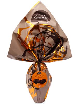 ovos de chocolate zero lactose Cacau Show