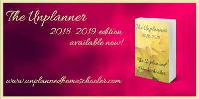 The Unplanner, 2018-2019 is available now!