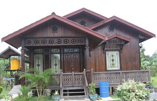 Modifikasi Rumah Banglo 5