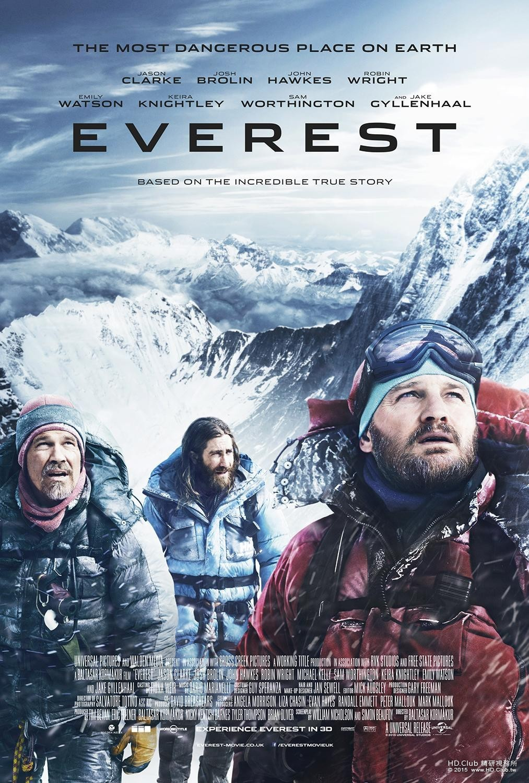 Everest เอเวอเรสต์ ไต่ฟ้าท่านรก [HD]