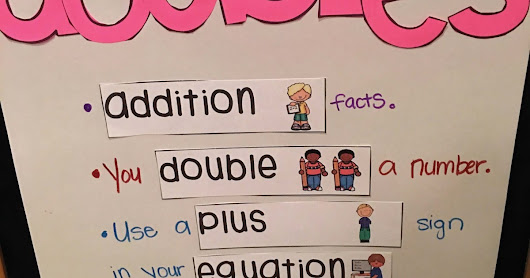 Doubles and Doubles Plus One Activities