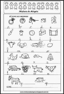 Autoditado alfabeto