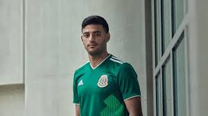 Mexico 2018 Team Kits