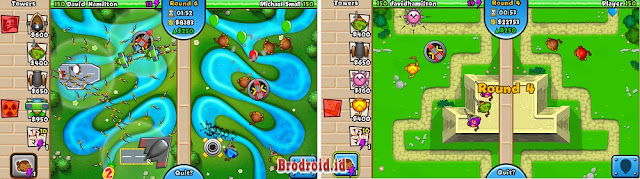 Download Game Bloons TD Battles Mod Apk Unlimited Money Gems Coins Unlocked Update Terbaru