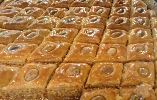 baklava marocaine