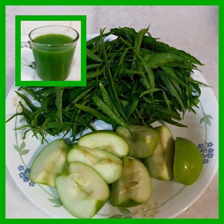 resepi jus hijau green juice mudah aneka resepi timur  barat Resepi Ikan Susu Masak Kari Enak dan Mudah