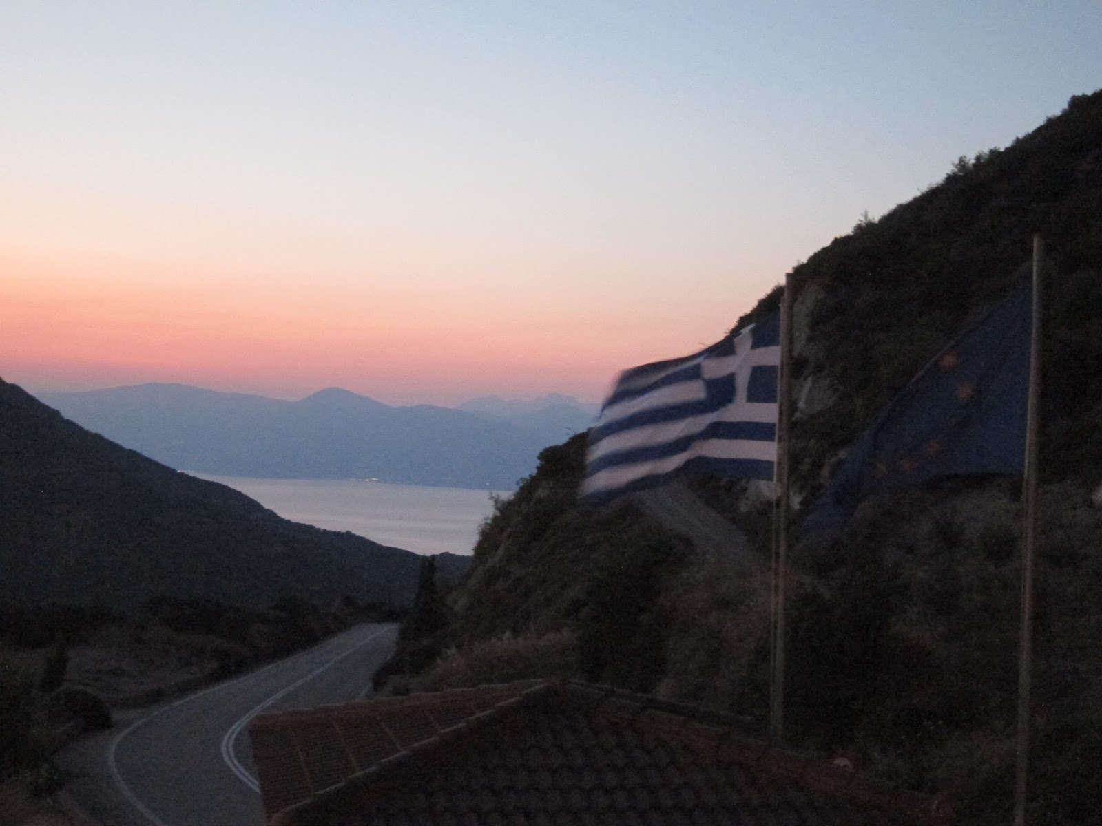 The Gray Report: Go to Greece! No worries for tourists, and