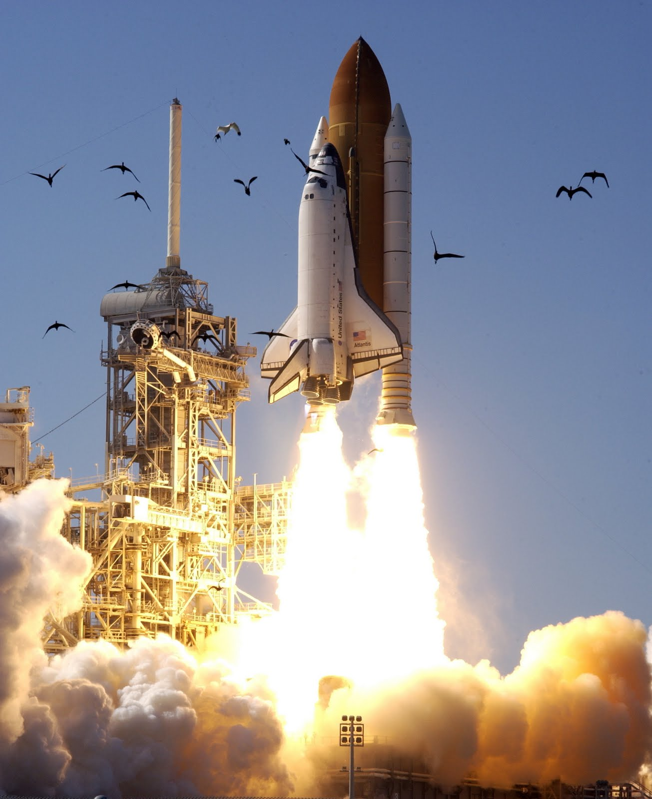 space shuttle atlantis accomplishments - photo #48