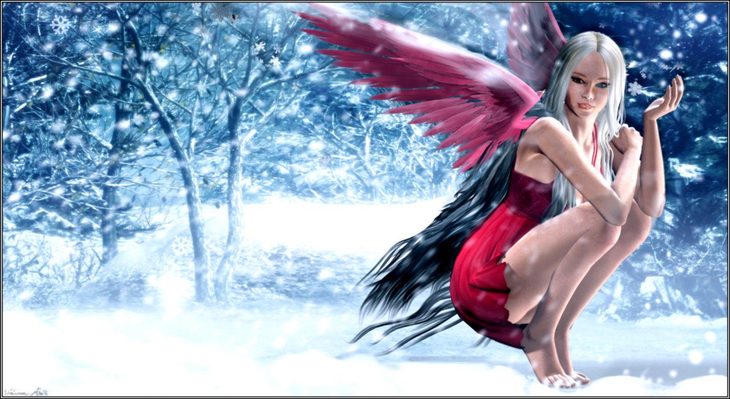 Fairy 3d Wallpapers Hd Desktop Wallpapers Gallery