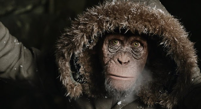"""La guerra del planeta de los simios"" (Maat Reeves, 2017)"