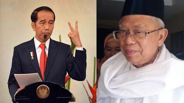Kiai Ma'ruf: Tak Ada Jokowi, Tak Ada Hari Santri Nasional