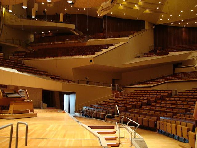 Sala da Filarmônica