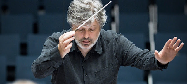 Sir James MacMillan (Photo Hans van der Woerd)