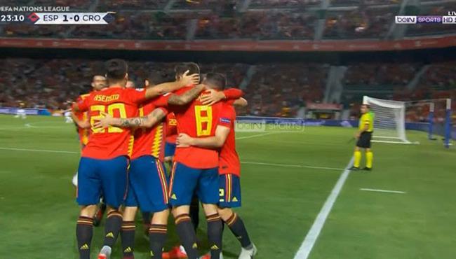 فيديو | فضيحة كروية | شاهد سداسية إسبانيا في مرمى كرواتيا كاملة بجودة HD وتعليق عربي