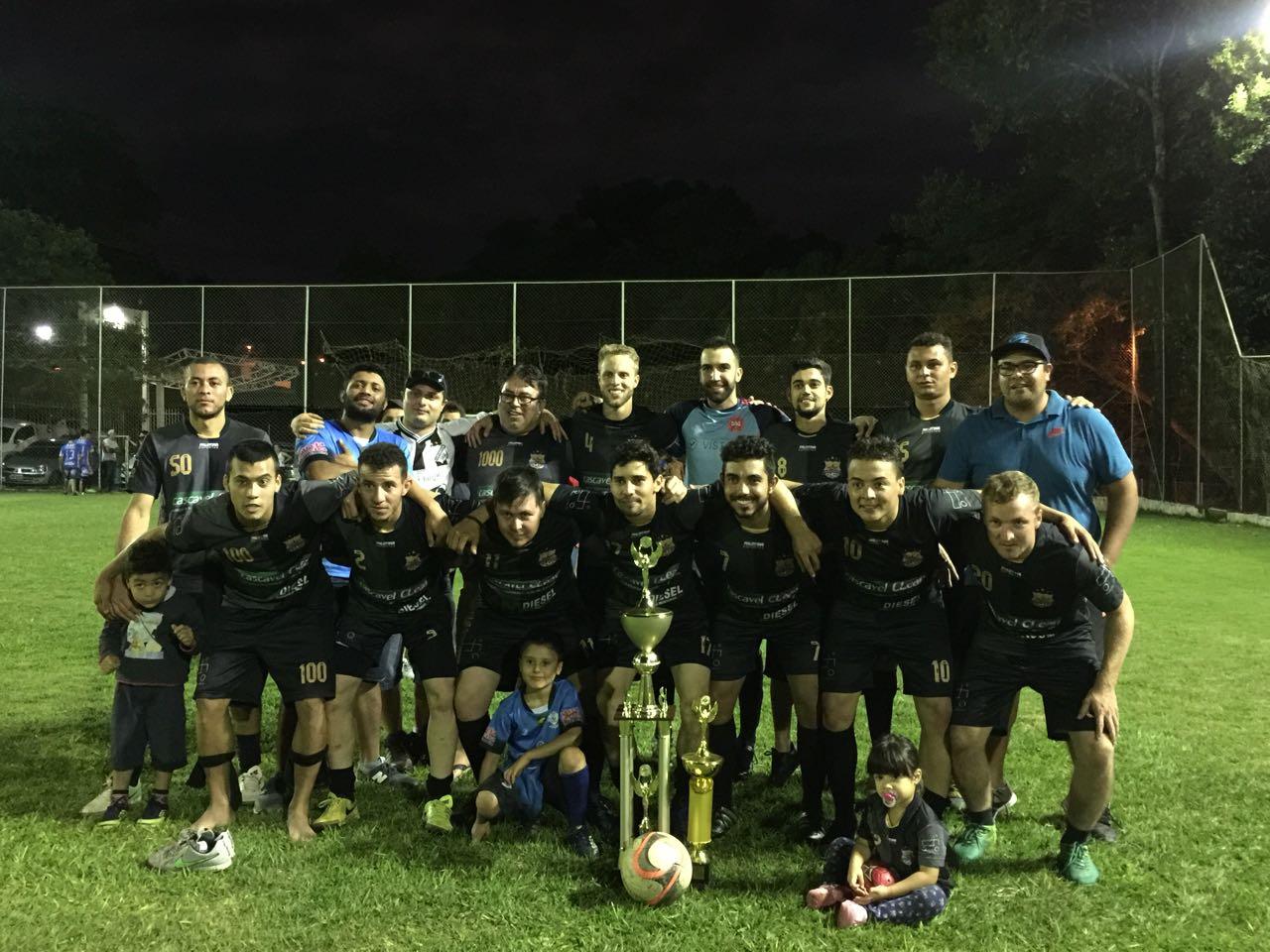 Cascavel Clean conquista a Copa Red Panther de Futebol Suíço ... 913217cc3a4c7