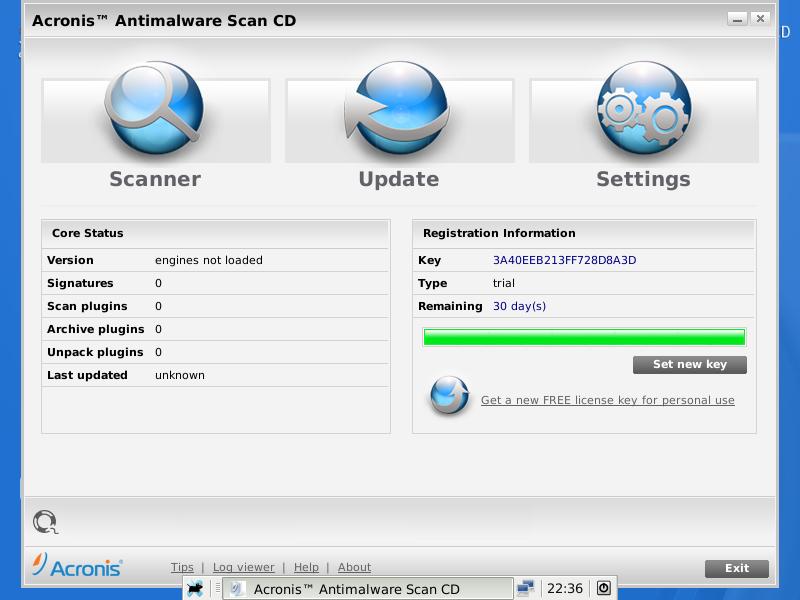 bootable virus scanner cd