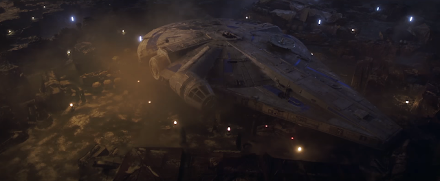 "SOLO: A STAR WARS STORY ""BECOMING SOLO"" FEATURETTE"