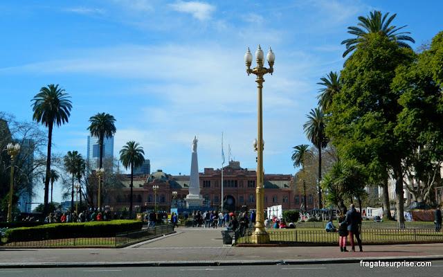 Praça de Maio, Buenos Aires