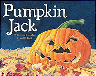 Pumpkin Jack read-aloud for fall