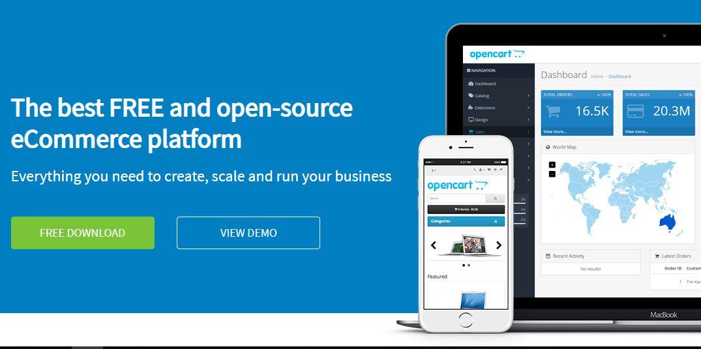 Opencart là gì?