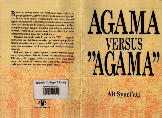 download buku agama islam ali syariati